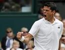 """Federer 2-3 Raonic: Tiếc cho """"Tàu tốc hành"""""""