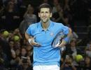 Paris Masters: Djokovic thắng nhàn, Murray suýt bị loại