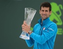 Vô địch Miami Open, Djokovic vượt mặt Nadal, Federer