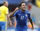 Italia 1-0 Thụy Điển: Tuyệt vời Eder