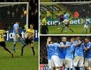 Man City ngược dòng ngoạn mục trên sân Watford