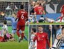 Juventus may mắn thoát thua trước Bayern Munich