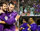 Betis 1-6 Real Madrid: Isco chói sáng