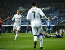 """Bale lập hattrick, Real Madrid thắng """"5 sao"""" ngày Zidane ra mắt"""