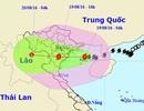 Trưa nay bão số 3 vào ven biển Hải Phòng - Ninh Bình