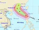 Bão Haima đã vào Biển Đông, trở thành cơn bão số 8