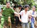 Vụ truy sát cán bộ quản lý rừng: Bắt và khởi tố 5 bị can