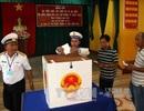 Rộn ràng bầu cử sớm ở huyện đảo Trường Sa