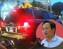 Vụ xe Lexus biển xanh: Trưởng phòng CSGT tự nhận khiển trách