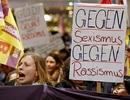 """Nước Đức lại """"nóng"""" vì người di cư"""