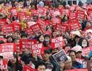 Hàn Quốc sắp bỏ phiếu để luận tội Tổng thống Park Geun-hye