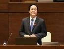 Bộ trưởng Phùng Xuân Nhạ trả lời chất vấn vụ Hà Tĩnh điều giáo viên đi tiếp khách