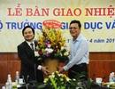 Chính thức bàn giao nhiệm vụ tới Bộ trưởng Bộ GD&ĐT Phùng Xuân Nhạ