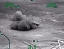 Nga công bố video dội bom IS ở thành cổ Palmyra