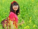 Bạn trẻ Huế mê mẩn mùa hoa cải vàng dịp cận Tết