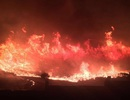 Khu căn cứ NATO tại Thổ Nhĩ Kỳ chìm trong lửa