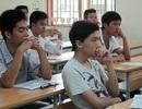 Đổi mới thi 2017: Thi THPT dự kiến sẽ có 5 bài thi