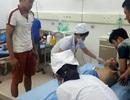 Nổ mìn khai thác than, 14 công nhân nhập viện