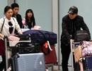 Trương Nghệ Mưu đưa vợ con đi du lịch nhân dịp năm mới