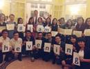 Đại sứ Anh trao học bổng Chevening tới học giả Việt Nam