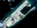 Bão lớn có thể thổi bay đảo nhân tạo Trung Quốc bồi đắp trái phép ở Biển Đông