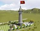 """Dựng cột cờ Tổ quốc ở """"nơi con sông Hồng chảy vào đất Việt"""""""