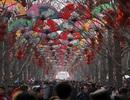"""Những hình ảnh """"nghẹt thở"""" về sự đông đúc ở Trung Quốc"""