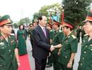 Chủ tịch nước: Bảo vệ tuyệt đối an toàn Thủ đô Hà Nội