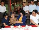 Chủ tịch Quốc hội Nguyễn Thị Kim Ngân thăm, làm việc tại Bắc Kạn
