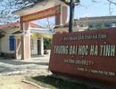 Đại học Hà Tĩnh nhận hồ sơ xét tuyển đại học 3 môn từ 15 điểm