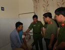 Trung úy Công an bị đâm khi vây bắt đối tượng tàng trữ ma túy