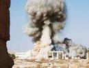 IS đánh bom hàng loạt vào mỏ khí đốt gần Palmyra
