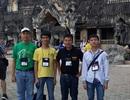 Sinh viên Việt Nam giành vị trí thứ 29 trong cuộc thi quốc tế toàn cầu ACM/ICPC 2016
