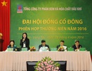PVFCCo tổ chức thành công phiên họp thường niên 2016 của đại hội đồng cổ đông