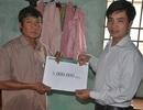 Quỹ Nhân ái hỗ trợ 5 triệu đồng đến hai chị em mồ côi Dịu, Hiền