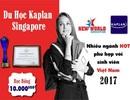 Hội thảo học bổng 10,000 SGD Kaplan Singapore 2017 và nhiều ngành HOT
