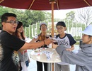 Say cùng lễ hội rượu vang tại Bà Nà Hills