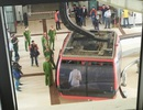 Thi thể du khách người Anh đã được đưa về bệnh viện Sa Pa