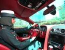"""Ngắm dàn """"siêu xe"""" sang chảnh nhất thế giới của cảnh sát Dubai"""