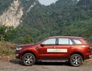 Ford Everest Titanium 2.2L - Những khác biệt đáng giá