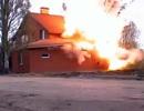 Cảnh sát Nga kích nổ khối bom trong nhà nguyện của IS