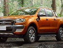 Thị trường ôtô tháng 4/2016: Vị thế tuyệt đối của Ford Ranger