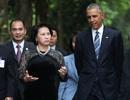 Phiên dịch của Tổng thống Obama trong chuyến thăm Việt Nam nói gì?