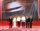 Tập đoàn GFS tài trợ 200 triệu đồng cho học sinh đoạt giải Olymic Quốc tế