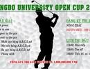 Sắp diễn ra giải golf DongDo University open cup 2016