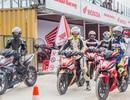 Honda Việt Nam tiếp tục mang giải đua xe đến tỉnh Bình Dương