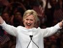 Bà Clinton chính thức đại diện đảng Dân chủ tranh cử tổng thống