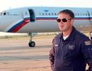 Hình ảnh đầu tiên về phi công lái máy bay Tu-154 xấu số của Nga