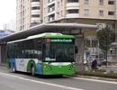 Buýt nhanh BRT chạy thử trên đường phố Hà Nội