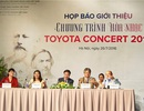 Hòa nhạc Toyota 2016 ngược dòng về thế kỷ 19